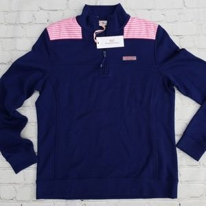 Vineyard Vines Blue Oxford Stripe Shirt NWT